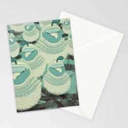 Quails III Stationery Cards