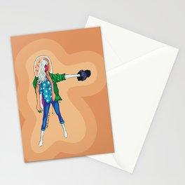 Fashion Model Stationery Cards