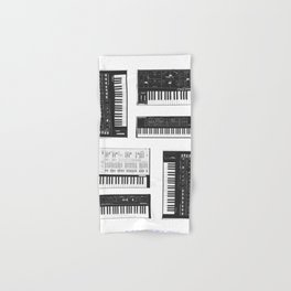 Collection : Synthetizers Hand & Bath Towel