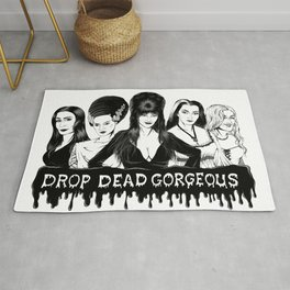 Ladies of Fright Rug