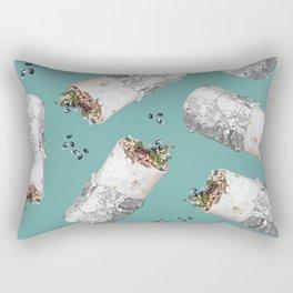 Burritomania! Rectangular Pillow