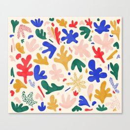Matissery Canvas Print