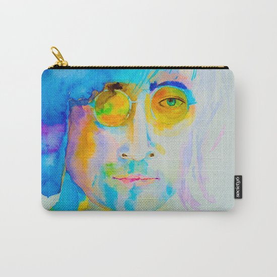 portrait of John Carry-All Pouch
