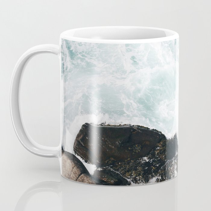The Ocean Calls (Spring) Coffee Mug