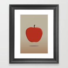 Apple 13 Framed Art Print