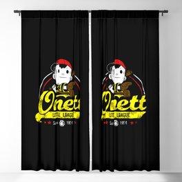 Bros Blackout Curtain
