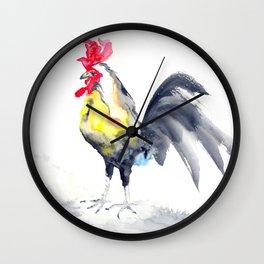 Cockrel  Wall Clock