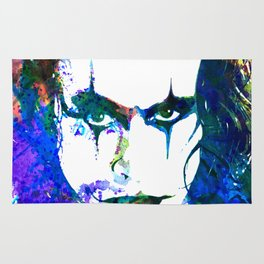 Brandon Lee, Eric Draven, The Crow Rug