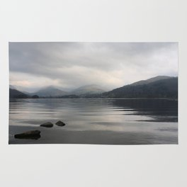 Windermere from Low Wray - the Lake District, England Rug