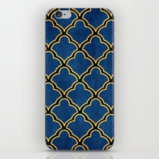 Quatrefoil iPhone & iPod Skin