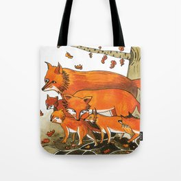 Noah's Ark - Fox Tote Bag