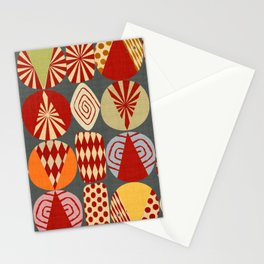 christmas tree MINIMALIST Stationery Cards
