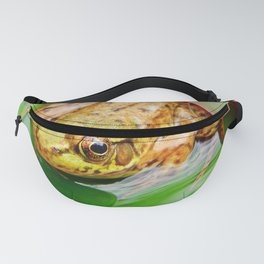 Frog on Pad Fanny Pack
