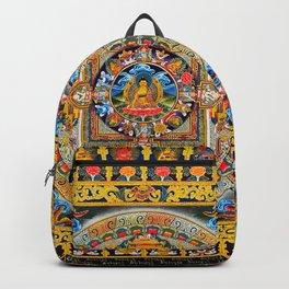 Mandala Buddhist 5 Backpack