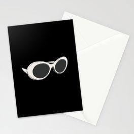 60s Sunglasses | Retro Mod Stationery Cards