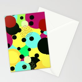 Imagine as cores !! Stationery Cards