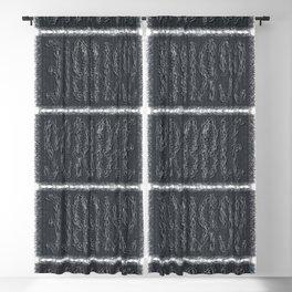 Scribble Blackout Curtain