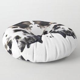 Rorschach No.1 Floor Pillow