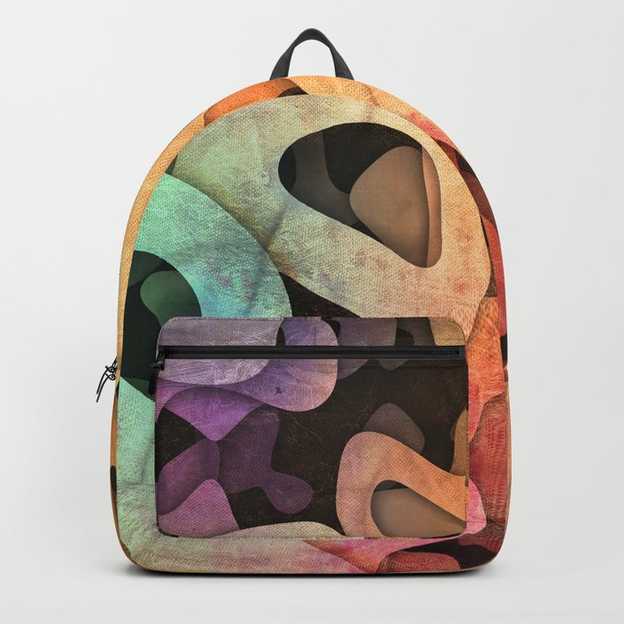 Where the monsters live? Backpack
