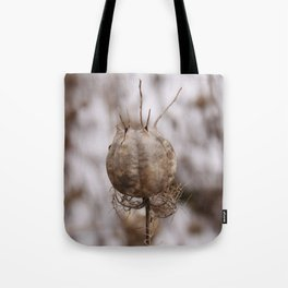 Muted day II Tote Bag