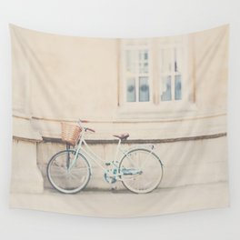 the perfect way to travel ...  Wall Tapestry