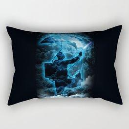 Storm Breaker Rectangular Pillow