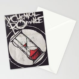 my chemical romance album 2021 ansel1 Stationery Cards