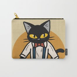 Little boy cat Carry-All Pouch