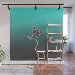 Flyig Stuff Wall Mural