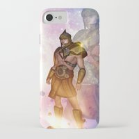hercules iPhone & iPod Cases featuring Hercules by nicky2342