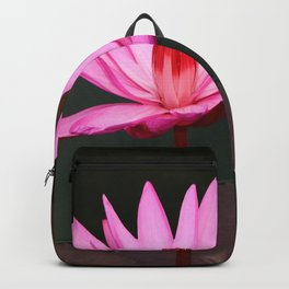 Glowing Pond Beauty Backpack