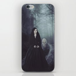 Seven Days To The Wolves Nightwish Inspired Artwork iPhone Skin