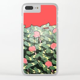 PRIM8: Sea Pollution Clear iPhone Case