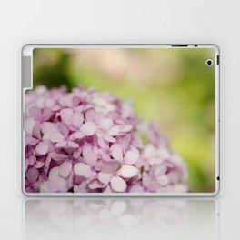 Pink Hydrangea Laptop & iPad Skin