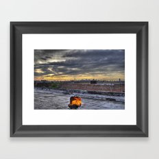 Barbecue Framed Art Print