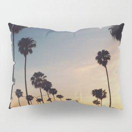 Palm Tree Summer Pillow Sham