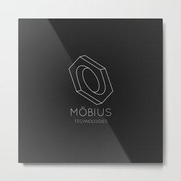 Moebius Technologies Metal Print