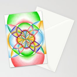 The Four Directions - The Rainbow Tribe Collection Stationery Cards