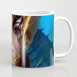 Lady Dragonis Coffee Mug