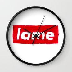 obegh Wall Clock