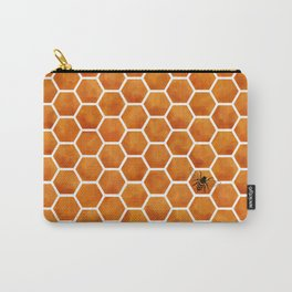 Honey Bee Good Carry-All Pouch