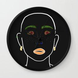Fruity Judy Wall Clock
