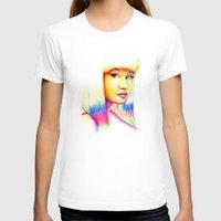 nicki T-shirts featuring Nicki by Jaimie
