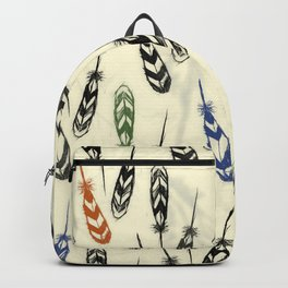 Feather Falling Backpack