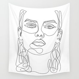 In Perfect Wall Tapestry