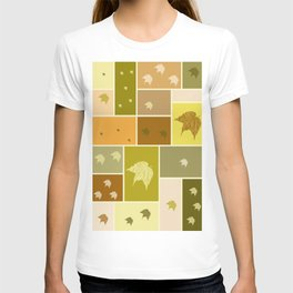 Falling Leaves T-shirt