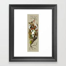 Nature Thrives Framed Art Print