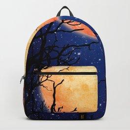 Halloween Night Backpack
