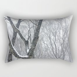 Winter in Narnia #2 Rectangular Pillow