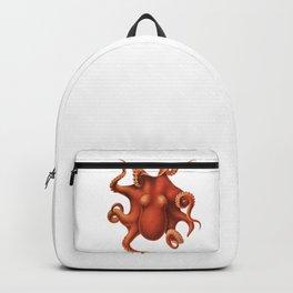 Vintage Cephalopod Backpack
